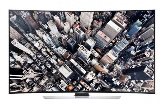 Samsung UE55HU8590 Curved TV