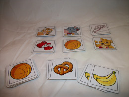 Use a smaller number of card pairs to match for younger children