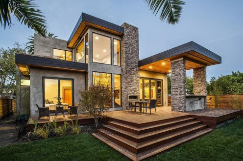 Contemporary Homes