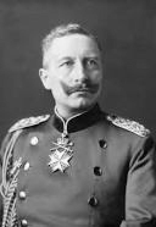 Emperor Wilhelm II of Germany (1859-1941)