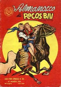 Pecos Bill (in Italian!)