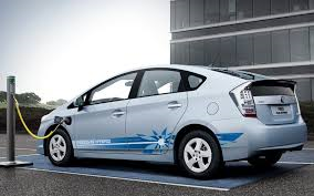 "This is a picture of one of those ""hybrid"" cars. Get it? What would Jesus drive? Get it?"