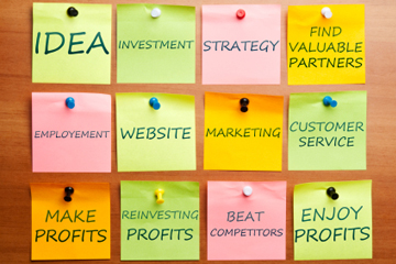 Start Planning Your Business
