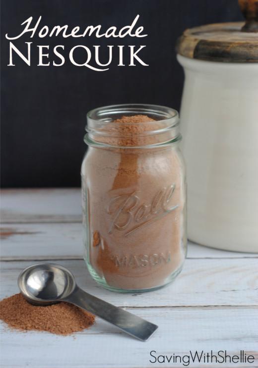 Homemade Nesquik