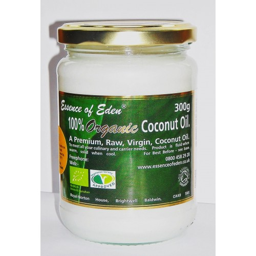 Essence of Eden Extra Virgin Coconut Oil
