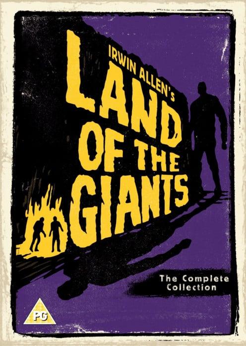 Land of the Giants UK Box Set