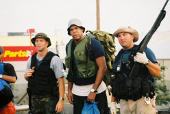 Why do we not hear more stories of heroes like John Keller, hurricane Katrina super-hero?