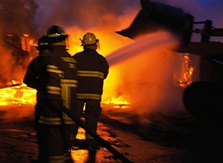 Catalin Rotundu's shop was set on fire in November.