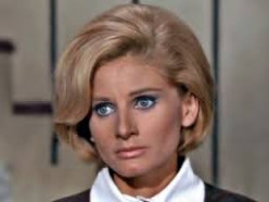 The beautiful Jill Ireland, Charles Bronson's wife