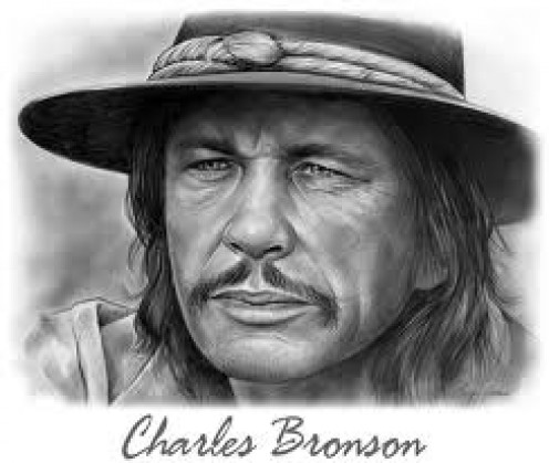Bronson had roles as American Indians as well as cowboys