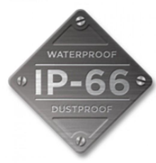 IP Rating at 66