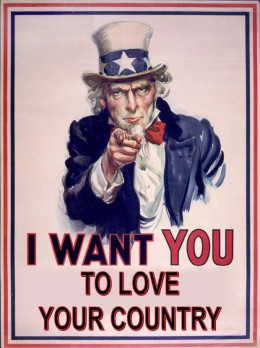 http://www.sonofthesouth.net/uncle-sam/patriotic-poster.htm