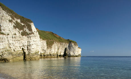 Flamborough Head East side