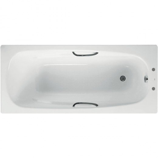 The Ceramica Carla Steel Bath.
