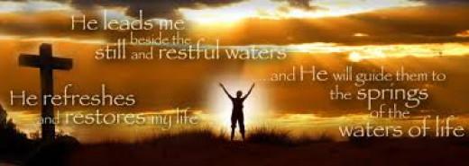 Praise God I am Restored