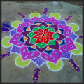Fact About The Amazing Art Kolam - You Need to Know