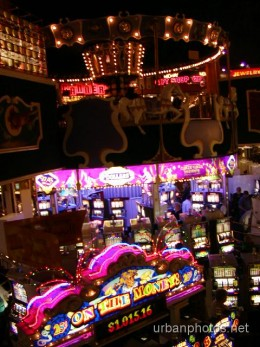 Circus Circus Slots Carousel