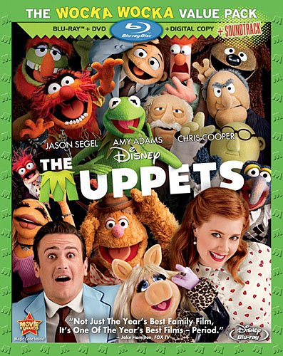 The Muppets Movie Blu-ray