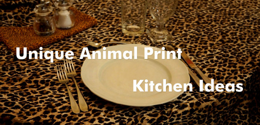 Do You Have A Friend Who Is Wild About Animal Print Designs Maybe You Love Them In Your Home We Have All Seen Some Of The Fun Giraffe