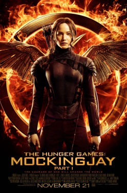 Page to Screen: Mockingjay Part 1