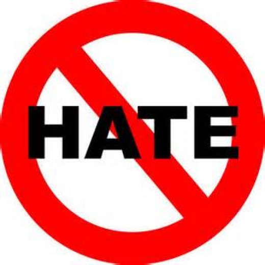 Let us stop this... Hating each other
