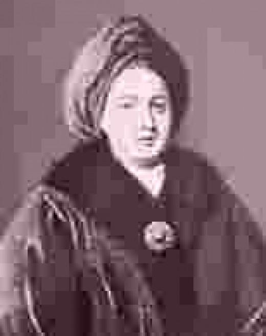 Imprisoned half sister Maria