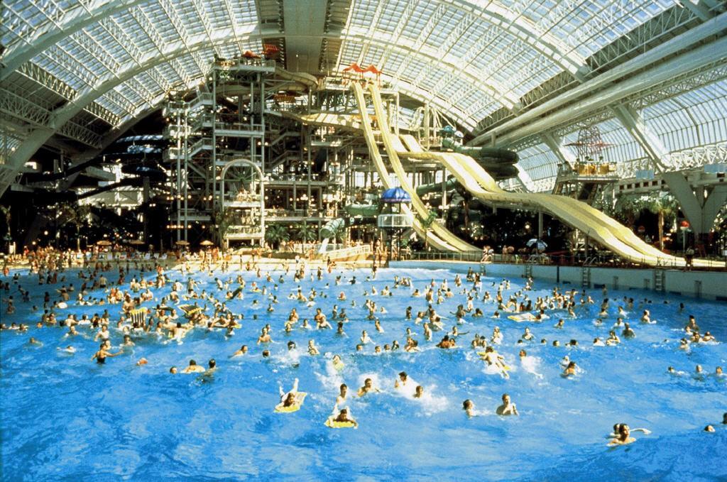 West Edmonton Mall In Canada