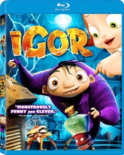 Igor on Blu-ray Disc