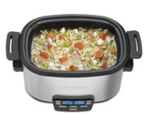 Slow cook  with programmable settings