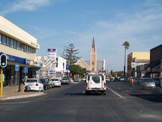Vredenburg, West Coast, South Africa