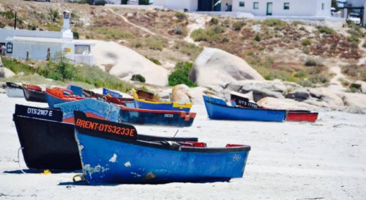 Paternoster, West Coast, South Africa