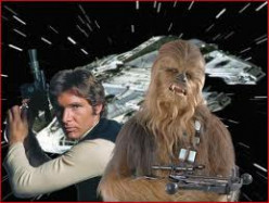 Han Solo And Chewbacca Reunite For A Mission For The Jedi Order....