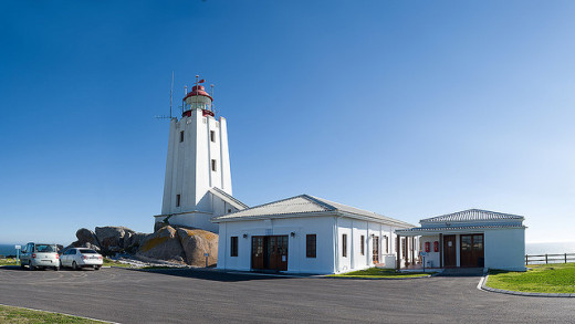Cape Columbine Lighthouse at Paternoster / Tietiesbaai