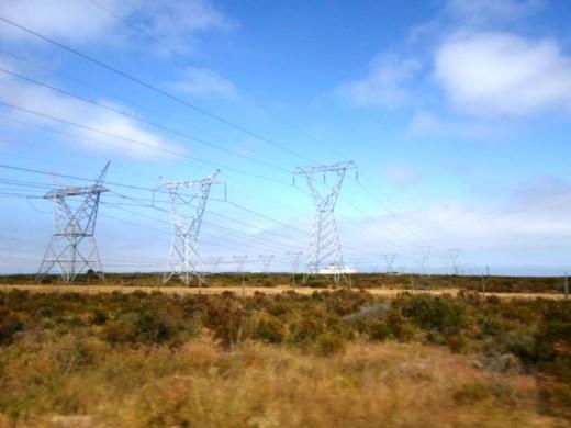 Koeberg Nuclear Power Station, West Coast, South Africa