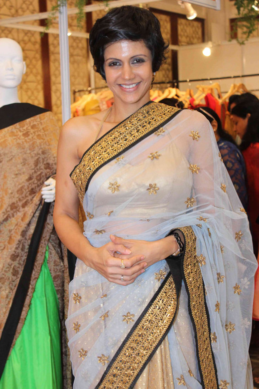 She recently debut as a fashion designer at Lakme Fashion Week 2014 with her Saree collection