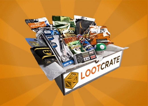 Just cant seem to find anything in the other categories? No worries. Loot crate is a subscription based service that sends out boxes of gaming goodies every month for however long you wished to subscribe. If you are really in a pickle then here is yo
