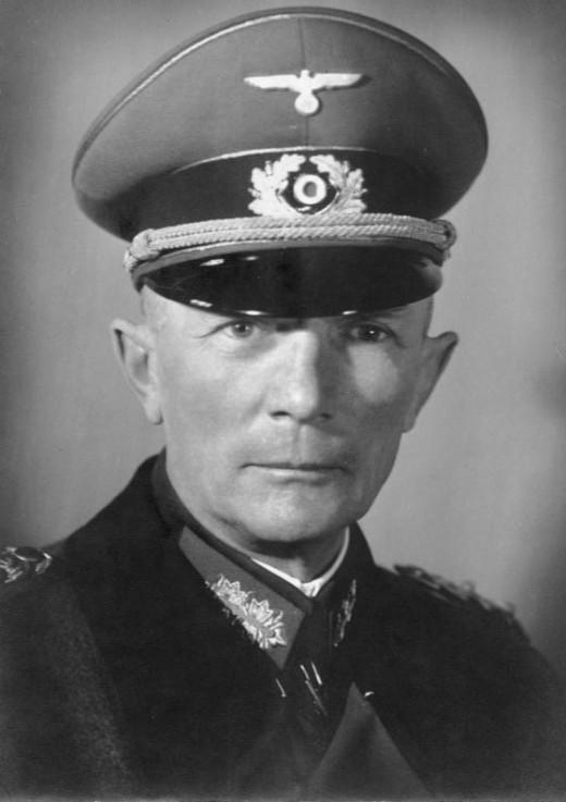 Generaloberst Fedor von Bock.
