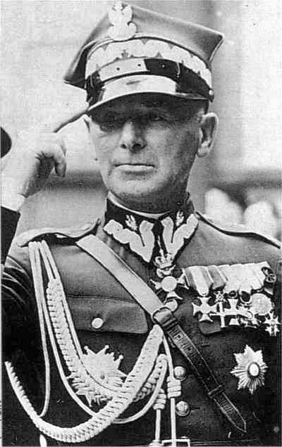 Marshal Edward Rydz-Śmigły.