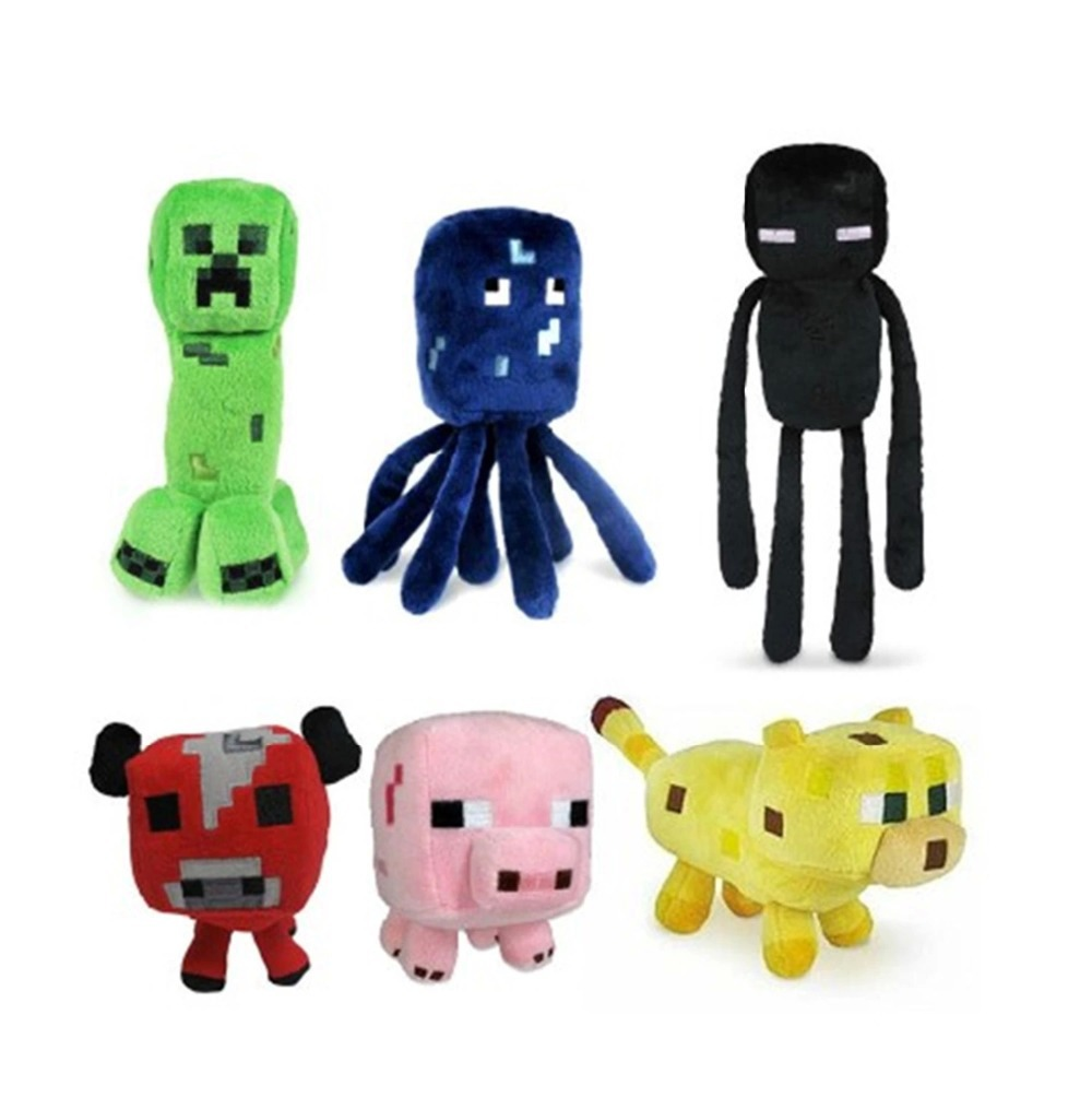 Minecraft Plush Toys uk Minecraft Plush Toys a Top