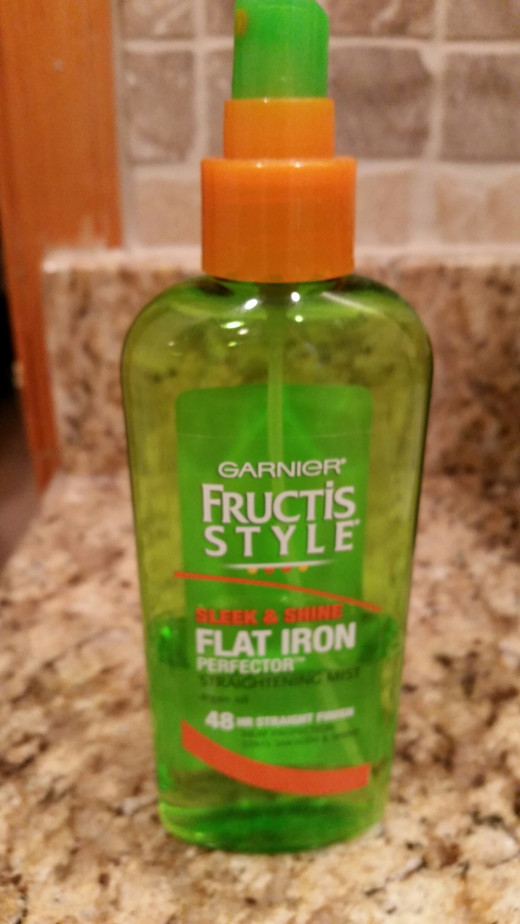 Fructis Style Sleek and Shine Flat Iron Perfector