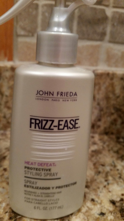 Frizz-Ease Heat Defeat