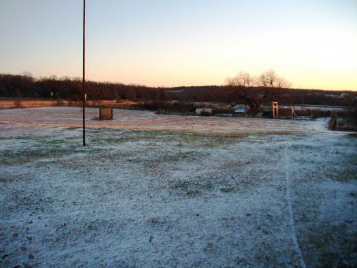Light snow | Dec 10, 2012