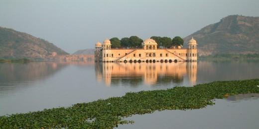 Jaipur Water Palace