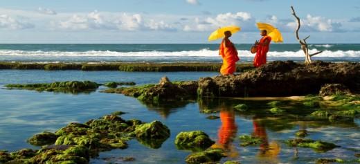 Spirituality all around the Island