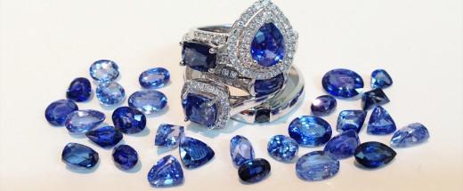 Rare and priceless gems
