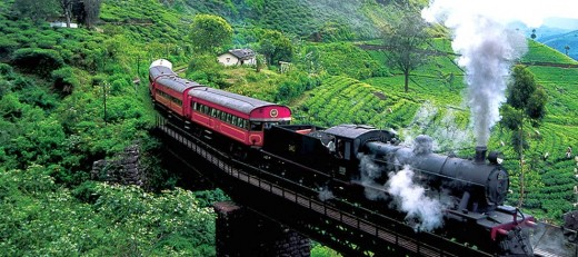 Railway provide lifetime experience in upcountry and coastal journeys