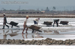 Salt Harvest in Anda, Pangasinan, Philippines (Photo credit: lonelyplanetimages.com)