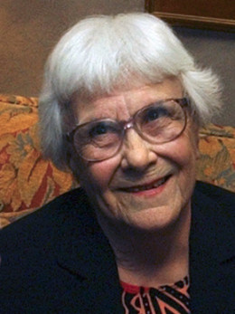 Harper lee in 2005