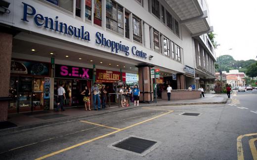 Peninsular Plaza