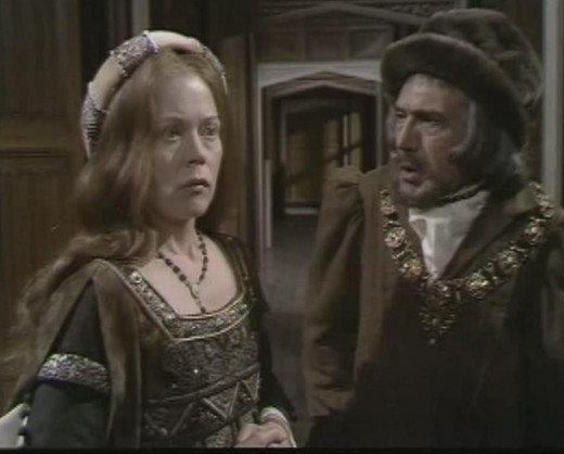 Annette Crosbie as Catherine of Aragon